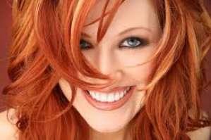 Рыжие волосы и вы