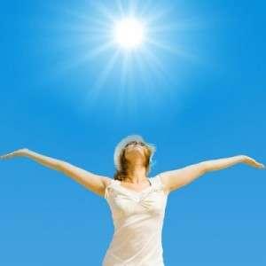 Влияние солнца на организм