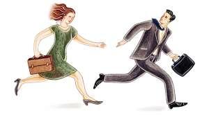 Супружество и карьера