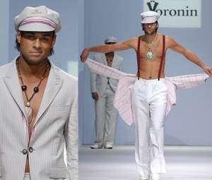 Три основные темы мужской моды. Весна лето 2010 год