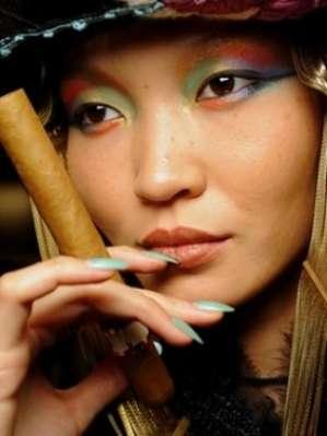 Лак для ногтей: модные цвета сезона