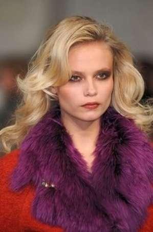 Макияж глаз в стиле «богиня» - тенденция сезона осень 2010