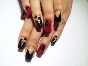 Простые и популярные идеи дизайна ногтей