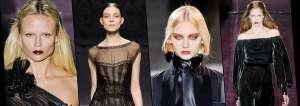 Готические сказки и новая волна моды на черное