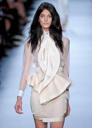 Баска. Модный тренд переходит из лета в осень