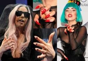 Выбор звезд: стилеты/острая форма ногтей