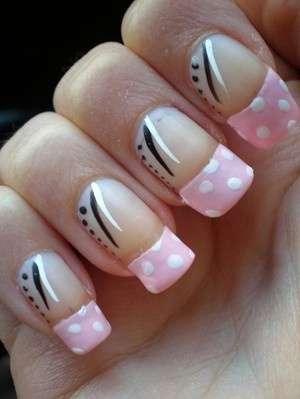 Супер простые идеи оформления ногтей для осени
