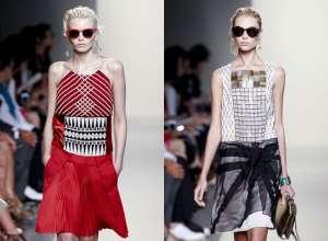 Принты печворк - модная тенденция летнего сезона 2012