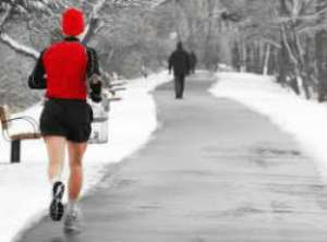 Польза бега по утрам Продолжение Зимние особенности