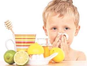 Авитаминоз у детей