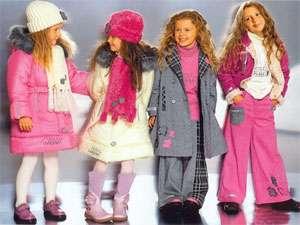 Детская модная одежда