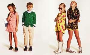 Детская одежда 2013