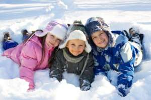 Как одевать ребенка на улицу зимой?