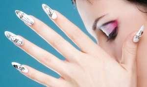 Украшаем ногти
