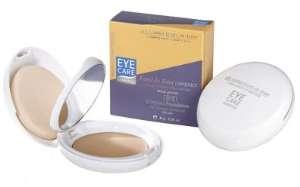 Компактный тональный крем для жирной кожи от Eye Care Cosmetics. Отзыв
