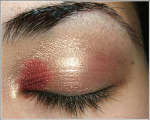 Фото-урок макияжа: радуга