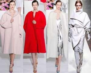 Модные пальто для осени-зимы 2012-2013