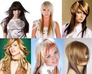 Модные стрижки на длинные волосы 2011