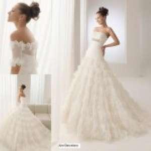Модные свадебные платья 2011
