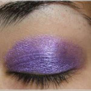 Фото-урок макияжа: нежный пурпурный