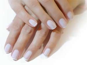 Укрепление ногтей зимой