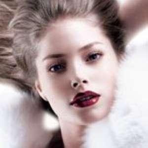 Новогодний макияж. Фото