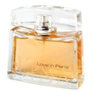 Парфюмированная вода Love In Paris от Nina Ricci. Отзыв