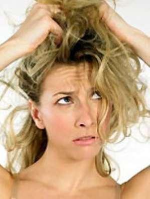Что делать, чтобы волосы не пушились?