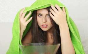 Как распарить лицо в домашних условиях?