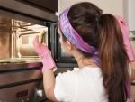 Как отмыть микроволновку и какие использовать средства: покупные или самодельные