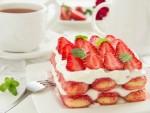 10 десертов с клубникой без выпекания!