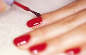 как накрасить ногти гель лаком