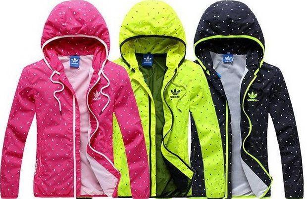Женские куртки с капюшоном