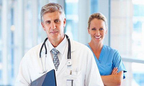 Доктора из медицинского центра