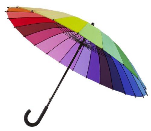 Цвеиной зонт