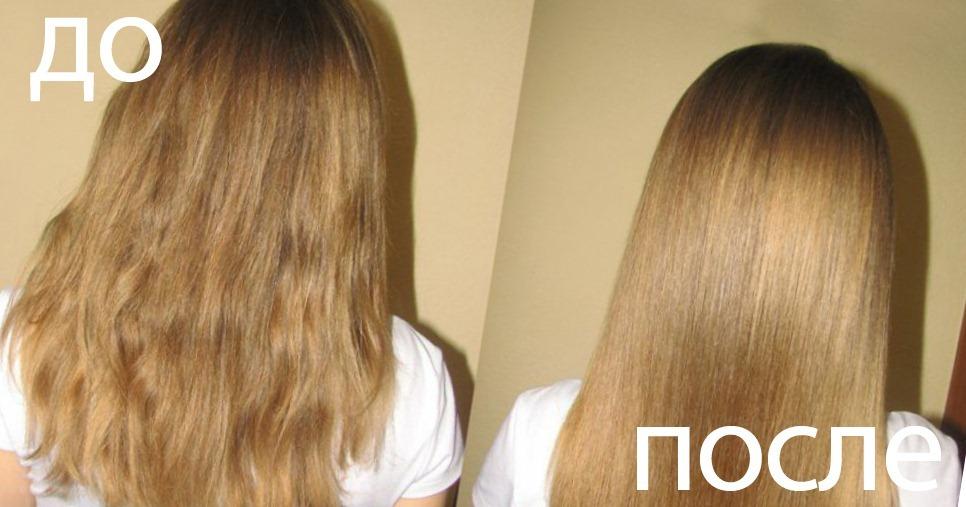 виды масок для волос