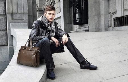 Выбираем мужскую сумку