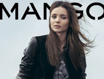 Бренд фирмы Mango