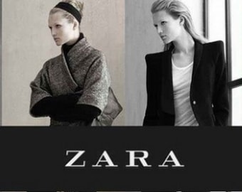 Бренд фирмы ZARA
