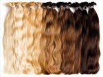 Искусственные волосы для наращивания