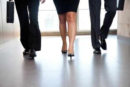 Какую обувь следует одевать на работу